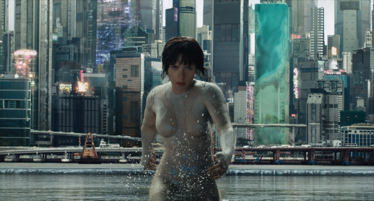 Let's Watch… Ghost in the Shell