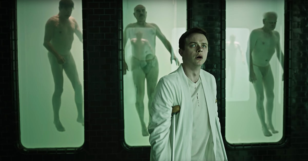 Movie Suggestion- A Cure ForWellness
